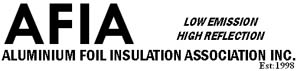 AFIA – Aluminium Foil Insulation Association